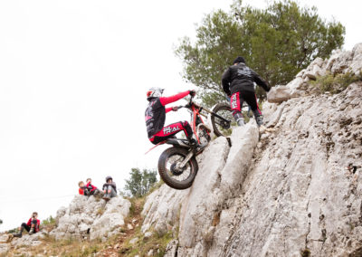 trial cuges les pins