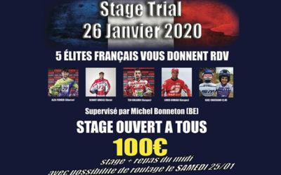 Stage Trial Elite 26/01/2020